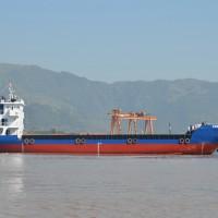 LCT甲板自航驳