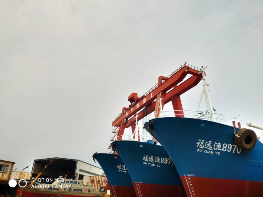批量远洋渔船建造