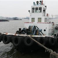 出售1987年日本建造3200马力全回转拖轮