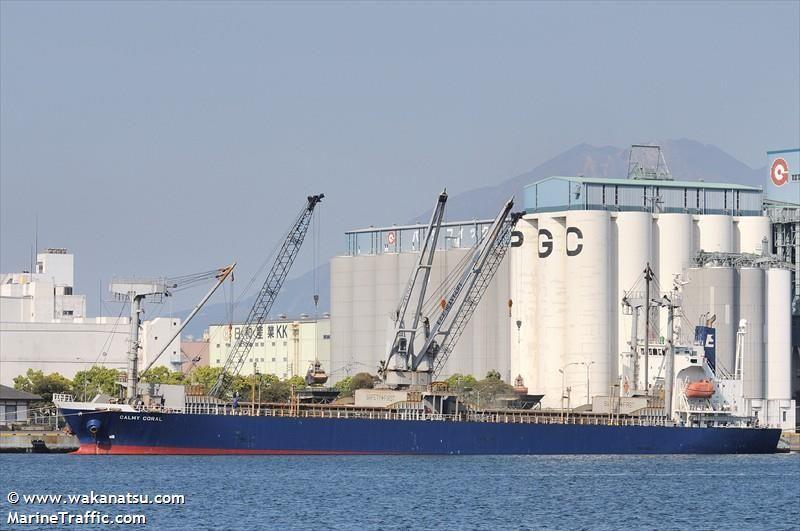 14454吨日本造方便旗杂货船