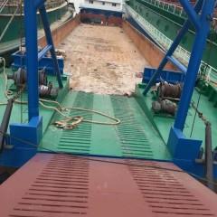 出售2011年建造75米内河甲板驳