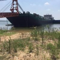 出售96米内河自卸沙船