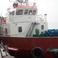 出售4000马力拖轮现货船