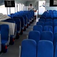 急售2015年造沿海99客位双体高速客船