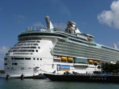 皇家加勒比海自由号邮轮(游轮)