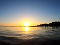 埃及 红海 日出