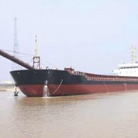 2011年4092T沿海自卸砂船