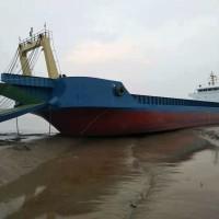 售:2018年沿海3450T双底甲板驳