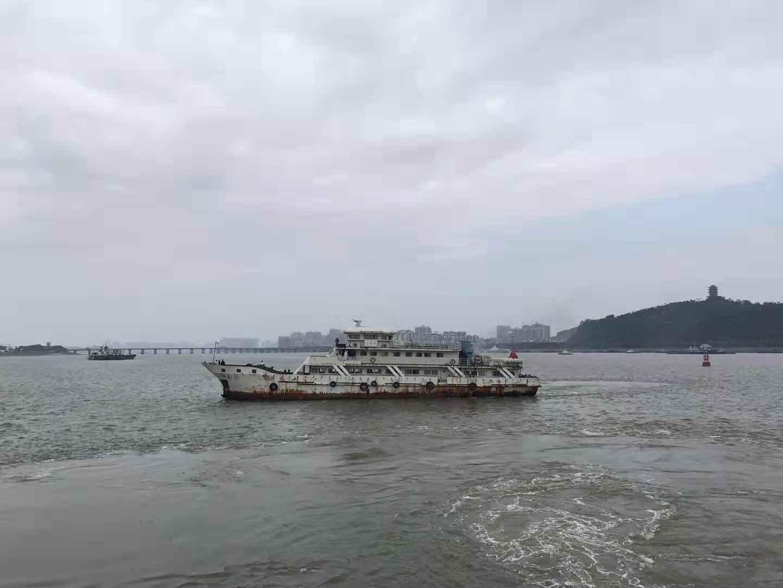 2001年138人沿海三级客船