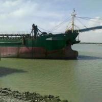出售2015年造5035吨自吸自卸沿海沙船