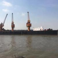 售:2017年沿海3450T无动力甲板驳船