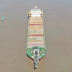 99米沿海自卸砂船