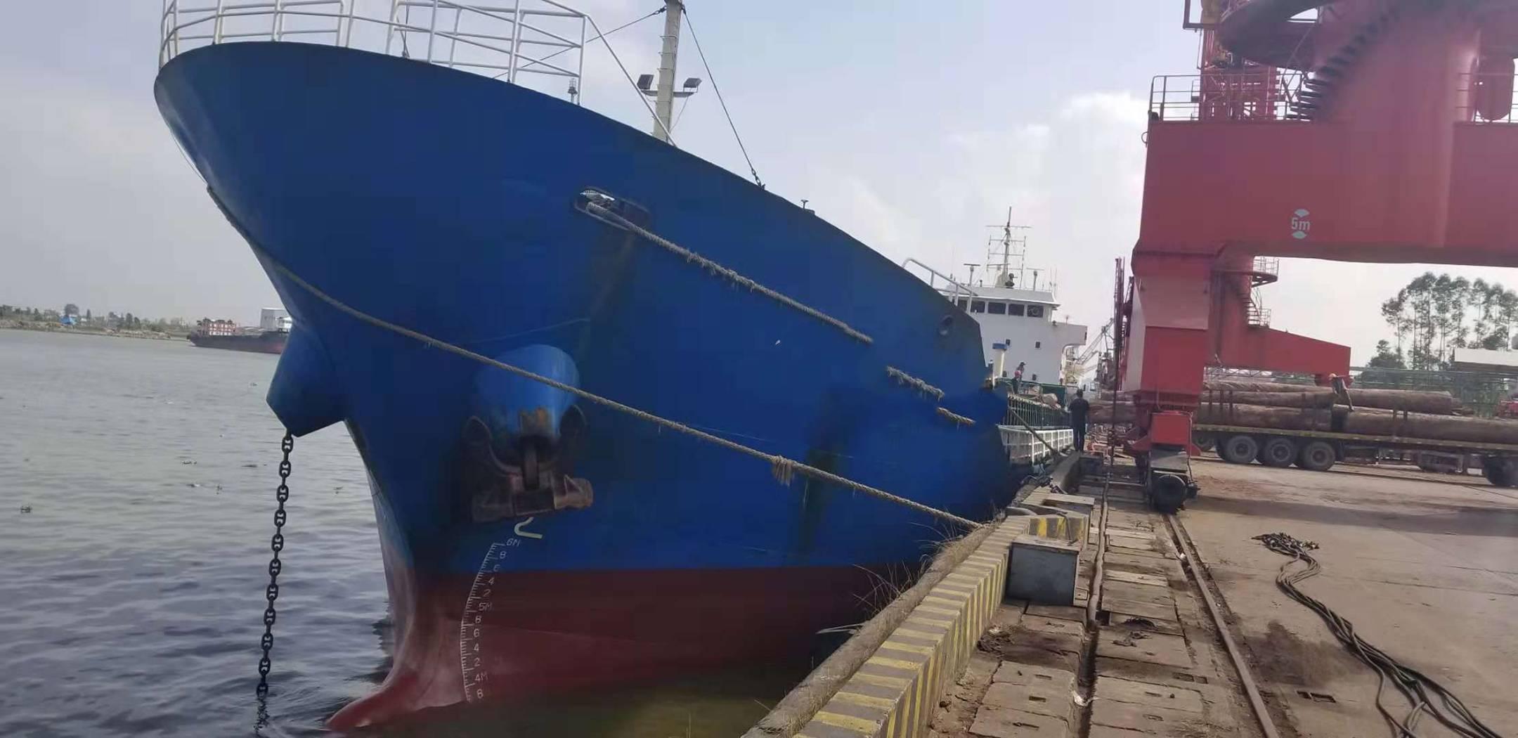 出售2003年3826吨干货船