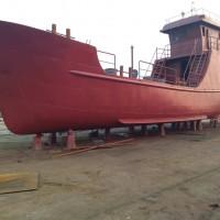 售:2018年沿海70T供油船