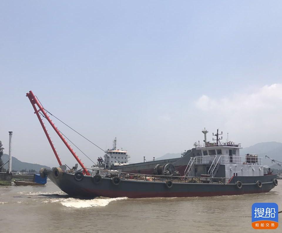 出售 15吨沿海起锚艇