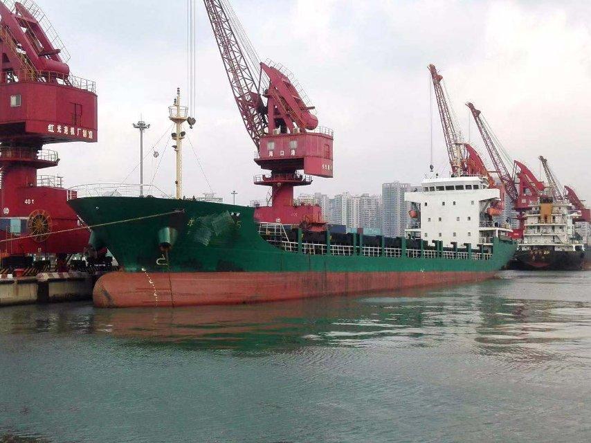 5500吨多用途货船
