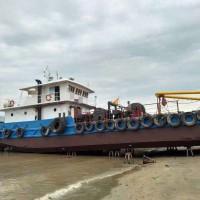 出售2005年造沿海起抛锚船