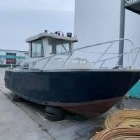 售:2017年沿海7.3铝合金钓渔船