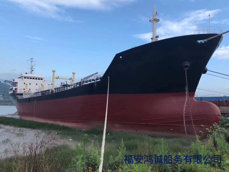 出售方便旗5700吨油船