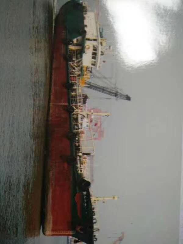 售2004年500T沿海油船
