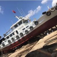 出售2015年20米沿海钢制交通船