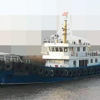 出售2018年造38.6米近海交通船