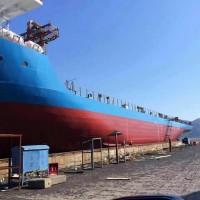 出售2015年造实载5000吨近海甲板货船