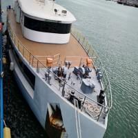 出售2017年造33米99座新造钢制客船