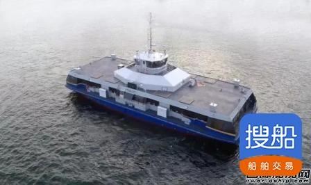 Transl<em></em>ink向达门订购第二艘海上巴士