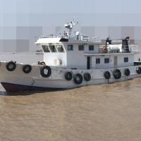 出售2019年造20米沿海钢制交通船