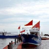 出售2016年建造玻璃钢制渔船