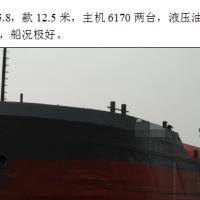 出售2010年造1200立方开体泥驳船