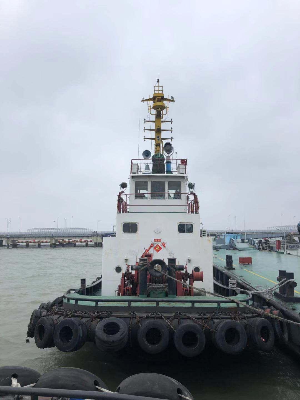 出售港作拖船