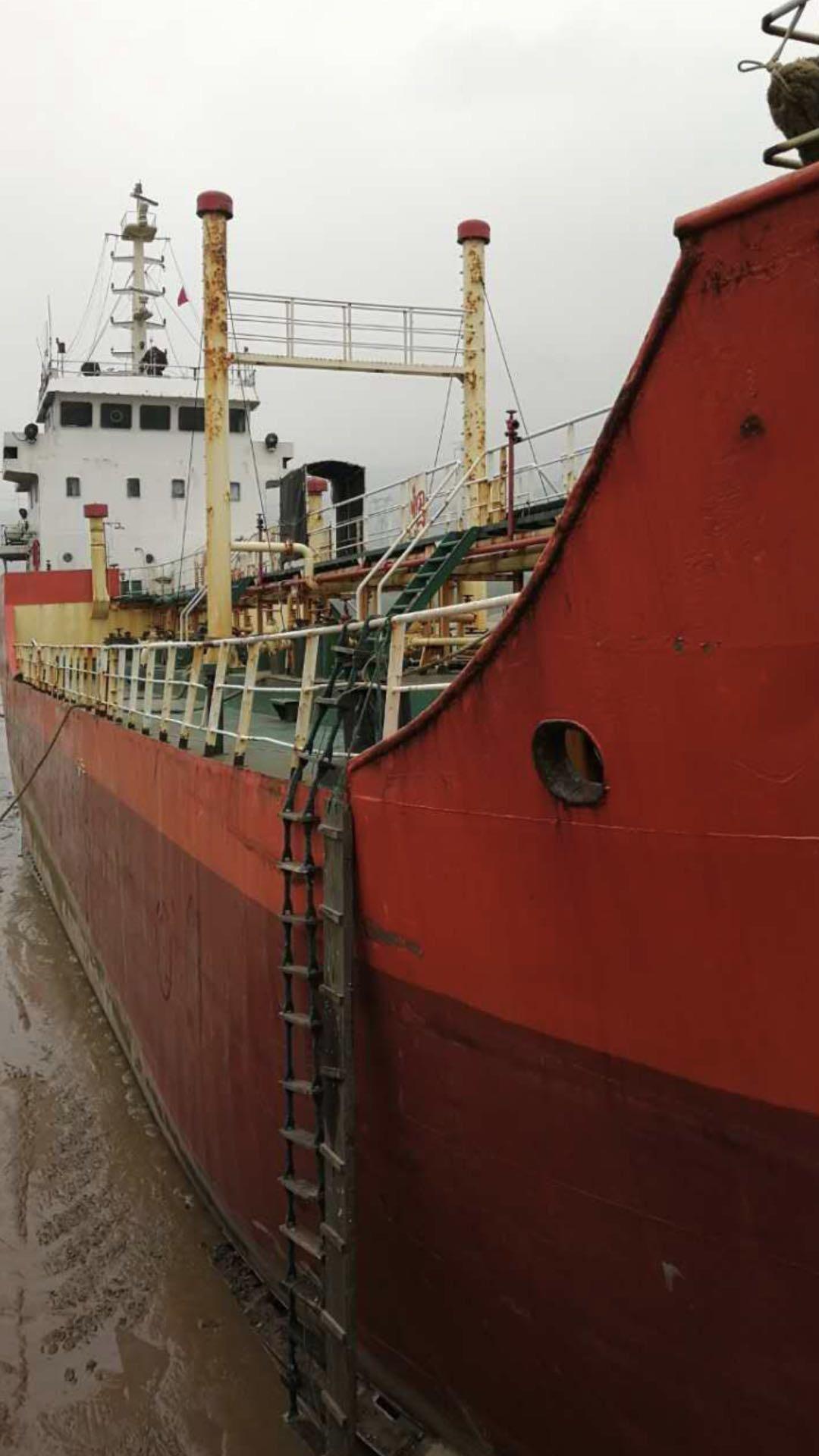 出售1110吨化学品液化船