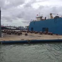 出售2015年造2200吨举力内河浮船坞