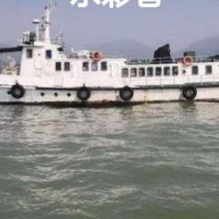 出售1990年巡逻艇(工作船)