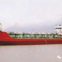 出售2007年浙江造867吨双底双壳近海化学品液货船