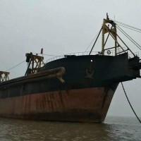 出售2015年造9500吨沿海自吸自卸沙船