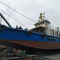 出售1985年造700马力沿海起锚艇