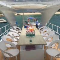 出售2008年造21米12人沿海玻璃钢游艇