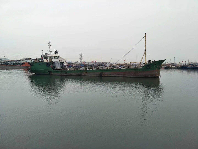 出售2011年造440吨污油船