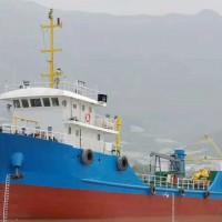 出售2012年造505吨沿海单底单壳溢油(污油)回收船