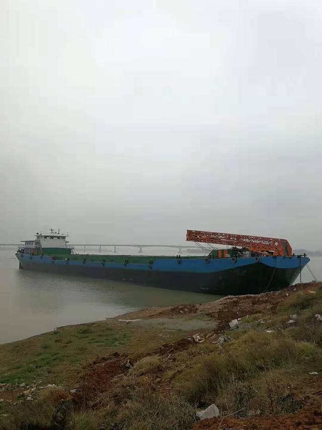 出售内河4800吨沙船