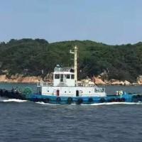出售2004年造3000马力近海全回转拖轮