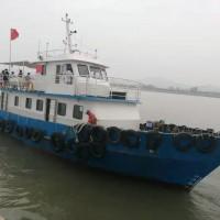 售:2012年沿海20米钢制49位旅游客船