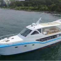 出售2008年21米沿海游艇