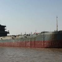 出售2010年造1200立方沿海开体泥驳