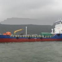 出售1989年日本造672吨沿海污油回收船