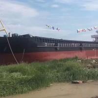 出售2019年造实载5000吨沿海自卸沙船