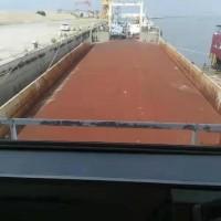 出售2014年造2258吨沿海甲板驳船